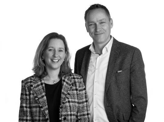 Frank Bogaerts en Ingrid van Veltom